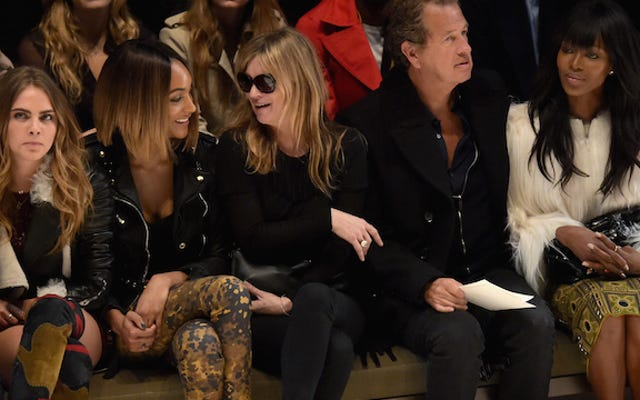 Cara Delevingne e Naomi Campbell hanno litigato per l'onore di Rihanna