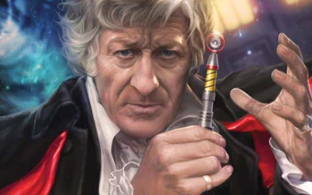 Il leggendario scrittore di Doctor Who Paul Cornell sta portando il terzo dottore nei fumetti