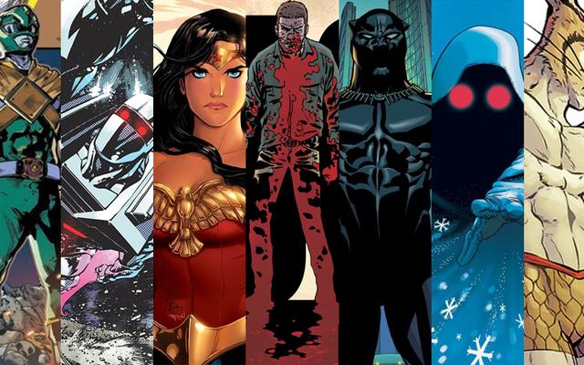 Todos los cómics increíbles que derretirán tu billetera en 2016