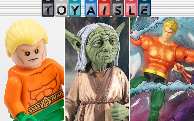 さらに奇妙で素晴らしいComic-Con限定、そして今週の残りの最高のおもちゃ