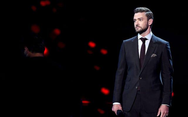El álbum Man of the Woods de Justin Timberlake probablemente debería haber sido llamado 808s y Banjos