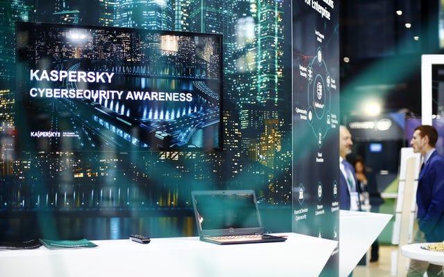Kaspersky Menutup Kantor DC, Mengatakan Sudah 'Tidak Ada Lagi' untuk Bekerja Dengan Pemerintah Federal