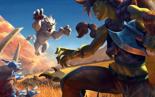 Mọi thứ Blizzard đã thông báo trong buổi lễ khai trương của BlizzConline