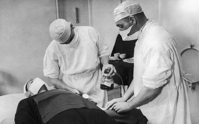 「これらの患者に触れることを禁じられている」:ナチスをだまし、数十人の命を救った発明された病気