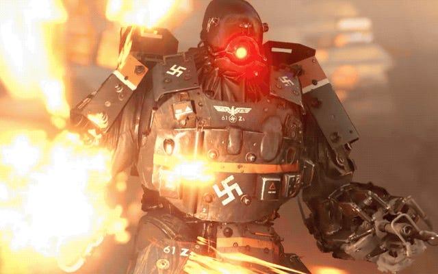 Wolfenstein:Youngbloodは、ナチスを殺す方が友達と一緒にいる方が良いことを証明しています(退屈な話でも)