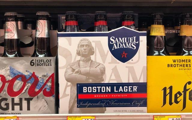Współczesna Bonnie i Clyde podobno próbowali ukraść piwo warte 1 000 USD od Target