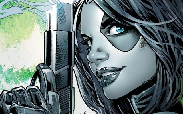 ゲイル・シモーンが新しいドミノコミックでマーベルに戻る