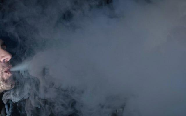 ラボテストで闇市場のTHCカートリッジに有毒化学物質が見つかりました