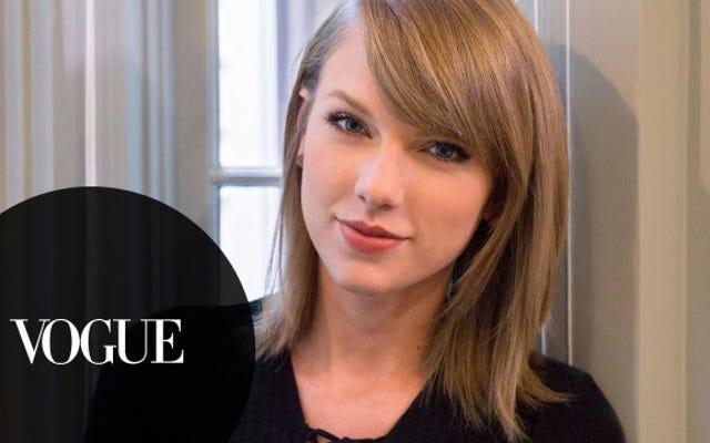 Tôi chỉ học được bốn điều từ video 73 câu hỏi của Taylor Swift