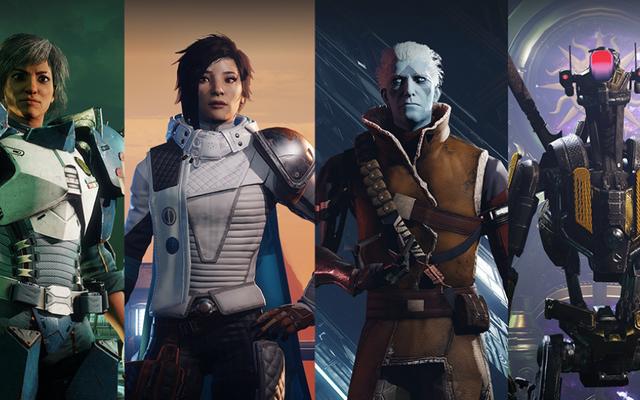 Aquí está todo lo que Destiny 2 está perdiendo más adelante este año