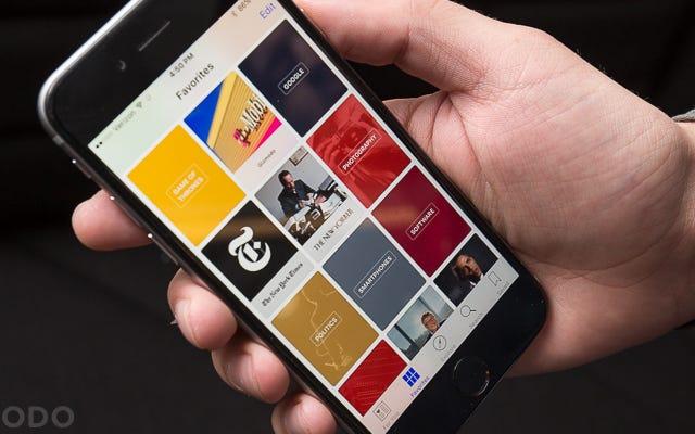 Appleはニュースアプリを何人の人が使っているのかわからない
