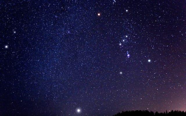 今夜のオリオン座流星群の見方