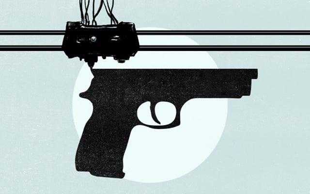 Le pistole stampate in 3D stanno solo migliorando e più spaventose