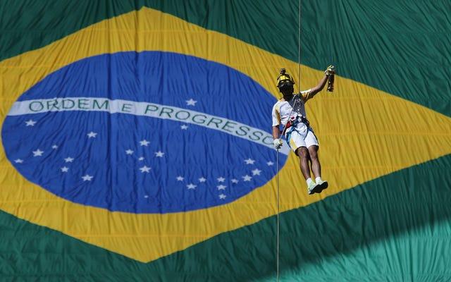 Зика и политический кризис сделали Олимпийские игры в Рио надвигающейся катастрофой