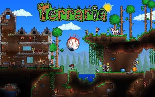 Terrariaは、開発者がGoogleアカウントへのアクセスを回復した後、計画どおりStadiaでリリースされます