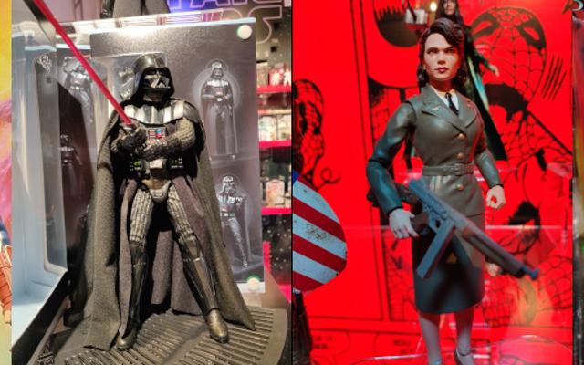The Coolest Star Wars et Marvel révèlent de New York Toy Fair