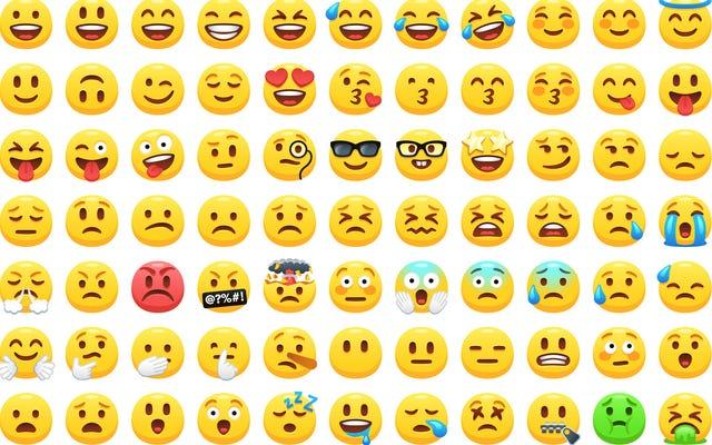 Rayakan Hari Emoji Dunia dengan beberapa tweet menakutkan dari pemerintah AS