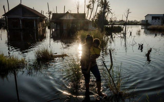 絶対的な気候災害を防ぐためにあと10年しかありません