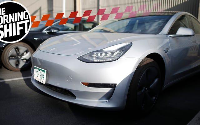 Vient maintenant le vrai test de Tesla