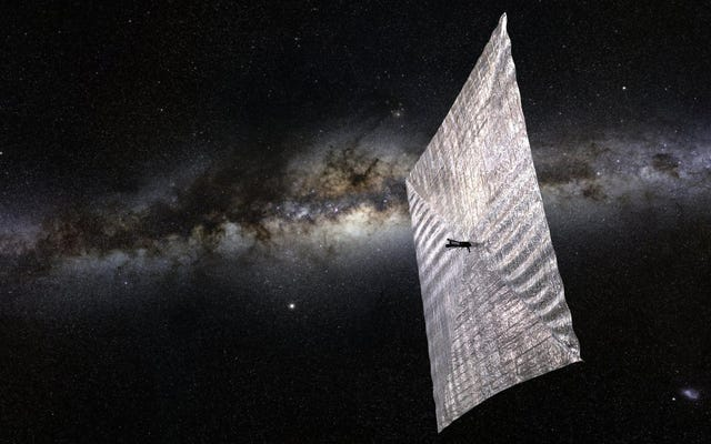 """Jak śledzić LightSail 2, który """"pływa"""" wokół Ziemi"""