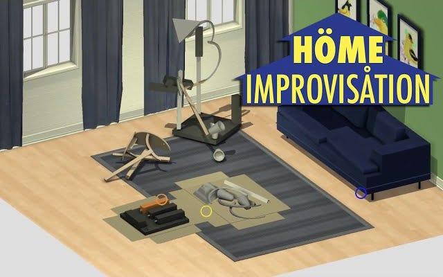 イケアの家具を作ることについてのゲームは完成するのが難しい