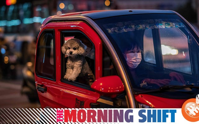 自動車販売が中国に戻ってきた