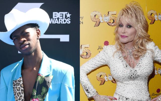 Lil Nas X `` travaille de 9 à 17 '' jusqu'à ce qu'il n'en puisse plus, collaborant éventuellement avec Dolly Parton sur le remix de `` Old Town Road ''