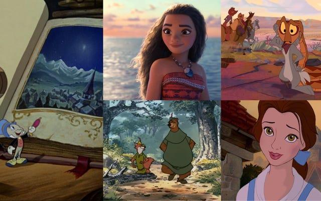 La migliore canzone di ogni musical animato Disney