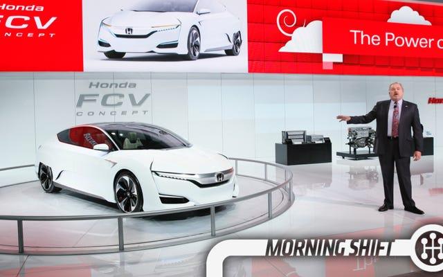 Honda appelle ses concurrents pour des prêts « stupides » de sept ans
