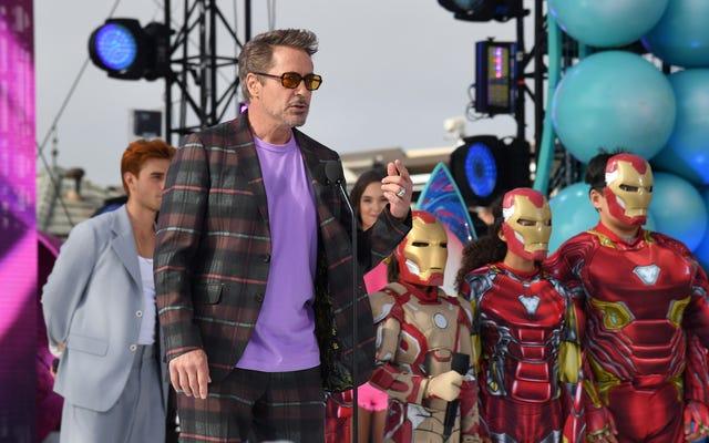Robert Downey Jr. reviendra en tant que Tony Stark pour l'animation Et si… de Marvel? spectacle