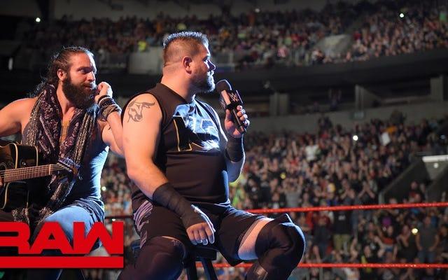 Le segment brut de la WWE sort des rails lorsque la foule de Seattle n'arrêtera pas de huer SuperSonics Joke