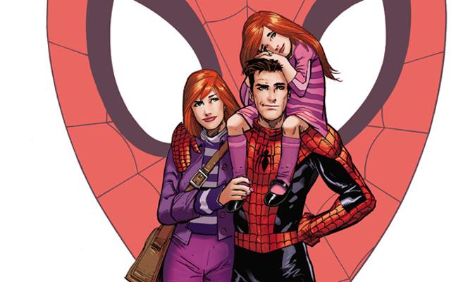 Marvel Comics Membiarkan Peter Parker Menikah Lagi ... Semacam