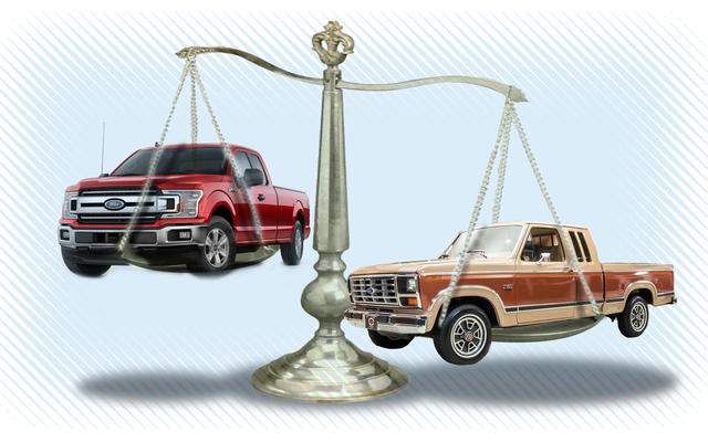 あなたはこのミントに$ 40,000を費やしますか6,000マイル1984年のフォードF-150または真新しいF-150に?