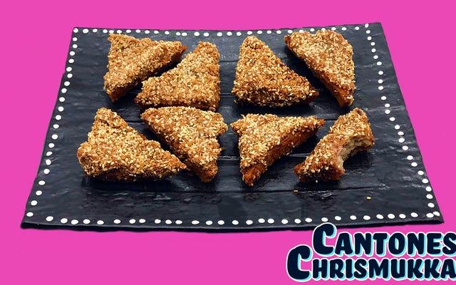 Pastrami Karides Tostlarına bir şans verin