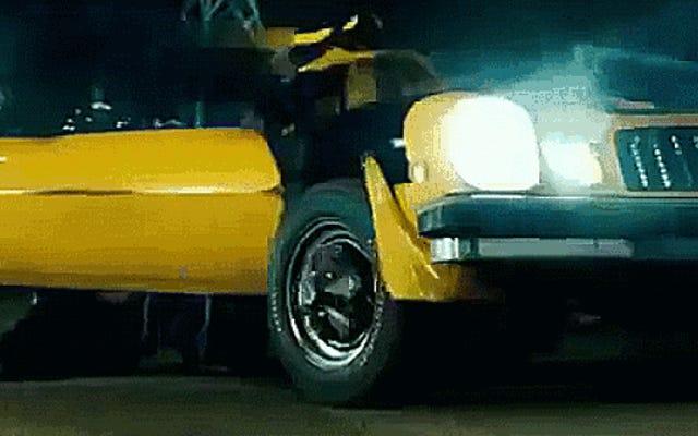 Bumblebee Salak Patlayıcı Transformers Spin-Off Filmi Oluyor