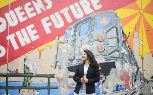 Jessica Ramos veut que vous les votiez