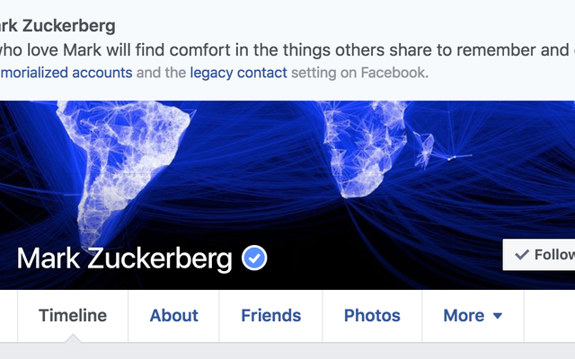 Facebookは誰もが死んでいると考えている[更新]