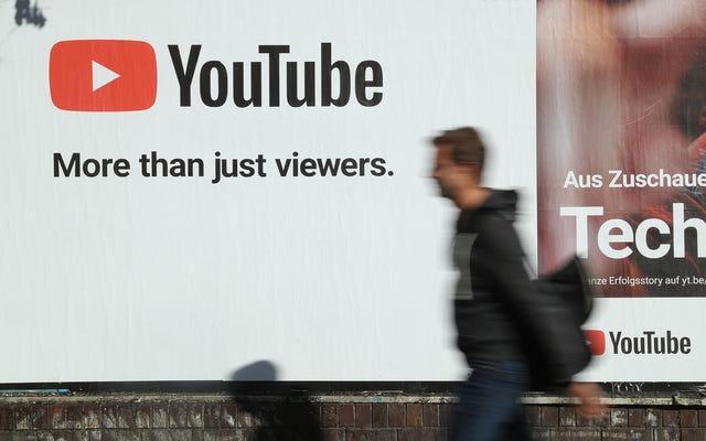 YouTube wird jetzt Anzeigen vor weiteren Videos abspielen, aber Creator werden keinen Cent sehen