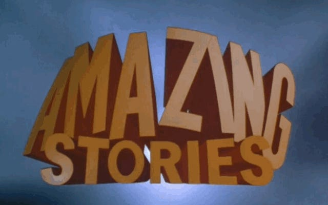 スティーブン・スピルバーグがアップルと契約し、アメージングストーリーを復活させる