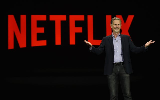Le PDG de Netflix dit que «personne n'a à regarder» 13 raisons pour lesquelles, ce qui… juste!