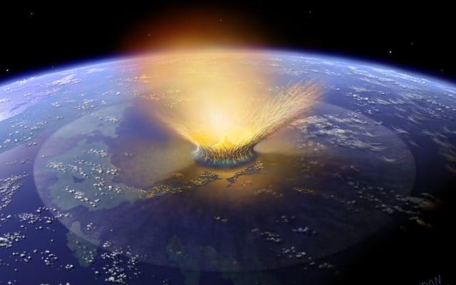 El cráter de impacto más antiguo conocido del mundo confirmado en Australia