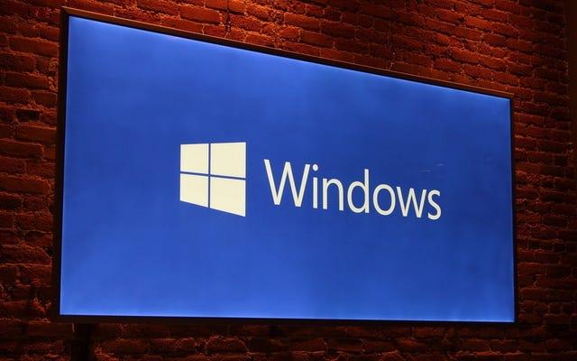 Dans Windows 10, vous ne pourrez pas choisir comment les mises à jour sont installées