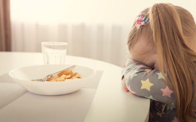 Come sapere se tuo figlio ha un disturbo alimentare pediatrico