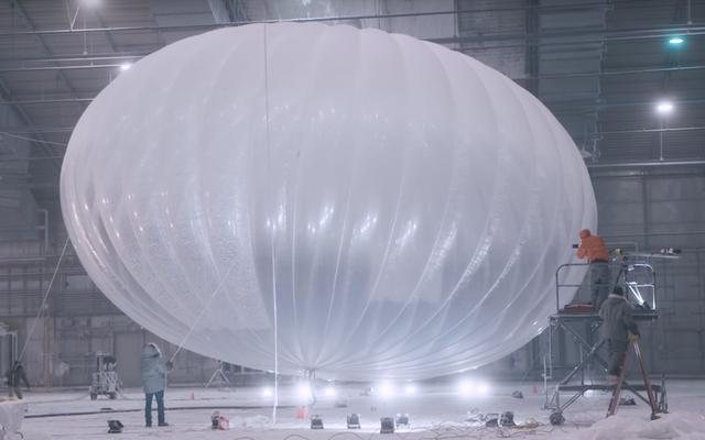 Alphabet reçoit l'autorisation de fournir un service LTE d'urgence à Porto Rico avec des montgolfières
