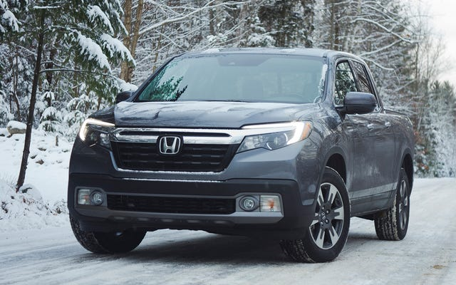 Segala Sesuatu yang Aneh Tentang The 2017 Honda Ridgeline