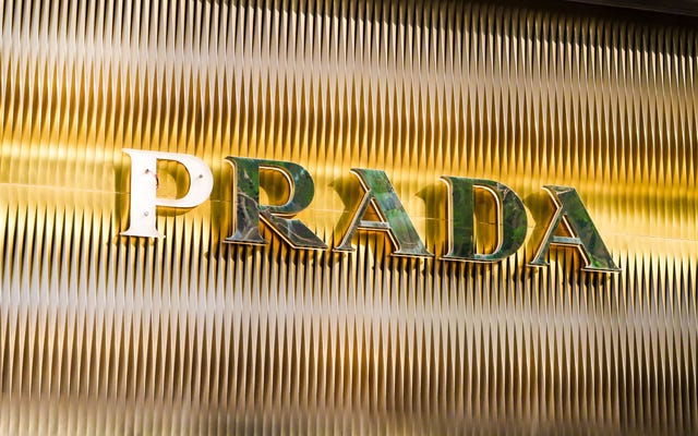 प्रादा पेडल ब्लैकफेस के लिए नवीनतम अपराधी है