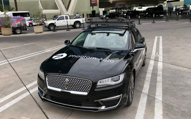 Comment cette start-up de voiture `` sans conducteur '' peut tester en Californie sans permis
