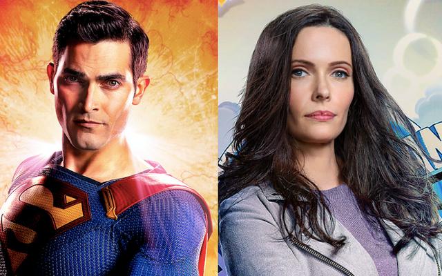 La première bande-annonce de Superman & Lois rassemble la super famille