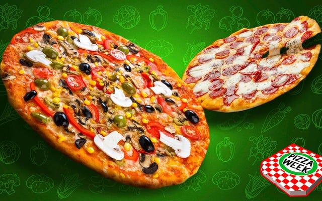 पिज्जा कविता: कविता में स्वस्थ जमे हुए पिज्जा की समीक्षा