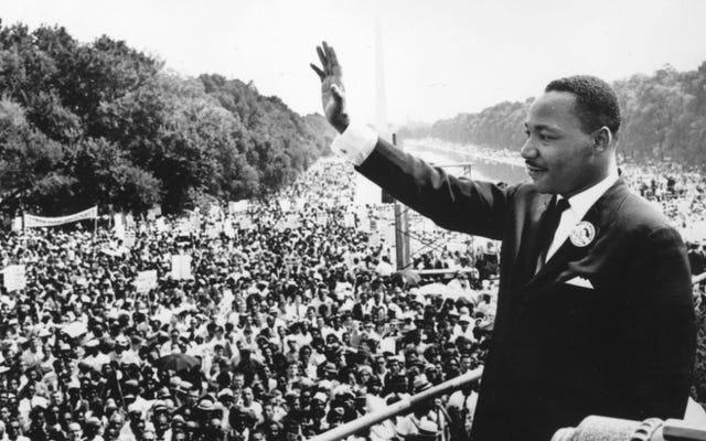 Вопрос для Америки 2021 года: это мечта MLK?